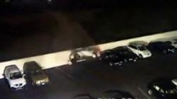 Водитель Nissan 350Z припарковался в полете