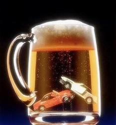 Лишение прав и штраф за пиво