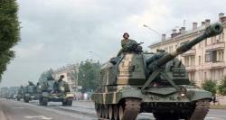 Движение на проспекте Машерова из-за подготовки к параду будет ограничено