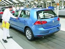 Volkswagen выпускает юбилейный 30-миллионный Golf