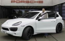 Компания Porsche выпустила полумиллионный Cayenne