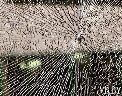 В Бресте обстреляли пассажирский троллейбус