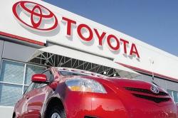 Toyota стала лидером по автомобильным продажам